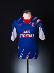 1995-97 Carlisle Home Shirt L