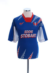 1995-97 Carlisle Home Shirt XL