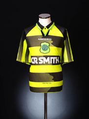 1996-97 Celtic Away Shirt XL