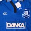 1995-97 Everton Home Shirt *BNWT* XL