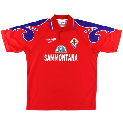 1995-97 Fiorentina Third Shirt XL