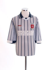 1995-97 Hartlepool Away Shirt XL