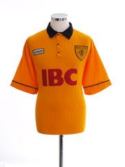 1995-97 Hull City Home Shirt L
