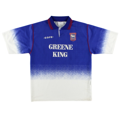 1995-97 Ipswich Home Shirt XL