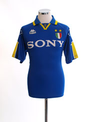 1995-97 Juventus Basic Away Shirt M