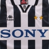 1995-97 Juventus Home Shirt *Mint* XL