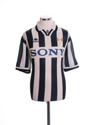 1995-97 Juventus Home Shirt XL