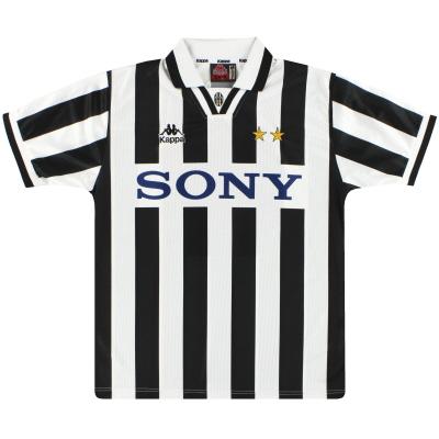 1995-97 Juventus Kappa Home Shirt M