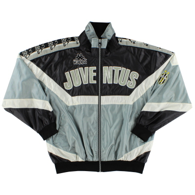 1995-97 Juventus Kappa Training Jacket *Mint* L
