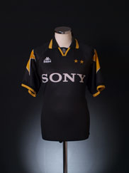 1995-97 Juventus Third Shirt L
