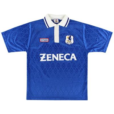 Retro Macclesfield Town Shirt