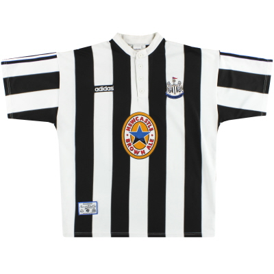 1995-97 Newcastle adidas Home Shirt XL