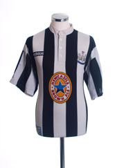 1995-97 Newcastle Home Shirt XS