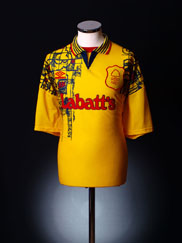 1995-97 Nottingham Forest Away Shirt XL