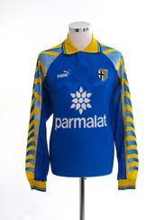 1995-97 Parma Away Shirt L/S XXL