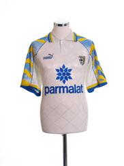 1995-97 Parma Home Shirt S