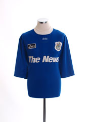 1995-97 Portsmouth Home Shirt *Mint* XL