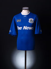 1995-97 Portsmouth Home Shirt *Mint* L