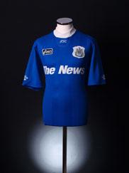 1995-97 Portsmouth Home Shirt *Mint* L