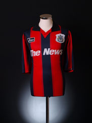 1995-97 Portsmouth Away Shirt *As New* XL