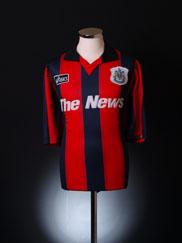 1995-97 Portsmouth Away Shirt *As New* XL