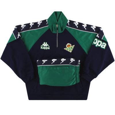 1995-97 Real Betis Kappa Tracksuit S