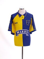 1995-97 Sheffield United Away Shirt L.Boys