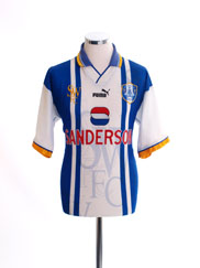 1995-97 Sheffield Wednesday Home Shirt XL