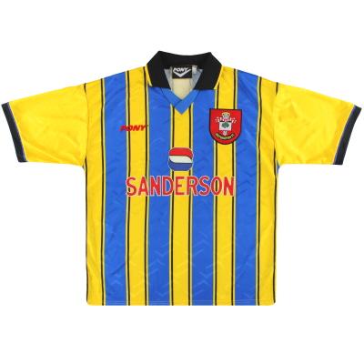 1995-97 Southampton Away Shirt M