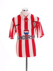 1995-97 Southampton Home Shirt M