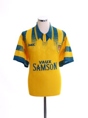 1995-97 Sunderland Away Shirt M