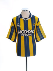 1995-97 Torquay Home Shirt *Mint* L