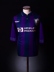 1995-97 Tottenham Away Shirt S