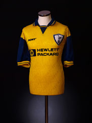 1995-97 Tottenham Third Shirt L
