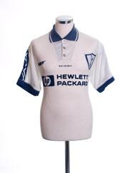 1995-97 Tottenham Home Shirt S