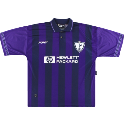 1995-97 Tottenham Pony Away Shirt L