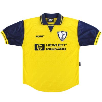 1995-97 Tottenham Pony Third Shirt L