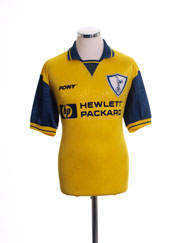 1995-97 Tottenham Third Shirt L.Boys