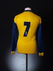 1995-97 Tottenham Third Shirt #7 L/S L