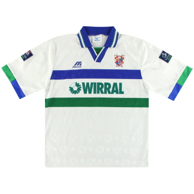 1995-97 Tranmere Rovers Home Shirt *Mint* L