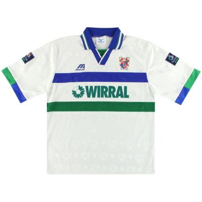 1995-97 Tranmere Rovers Mizuno Home Shirt *Mint* L
