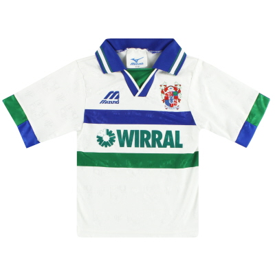 1995-97 Tranmere Rovers Home Shirt XXS.Boys