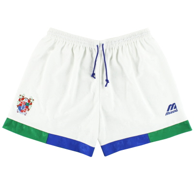 1995-97 Tranmere Rovers Mizuno Home Shorts *Mint* L