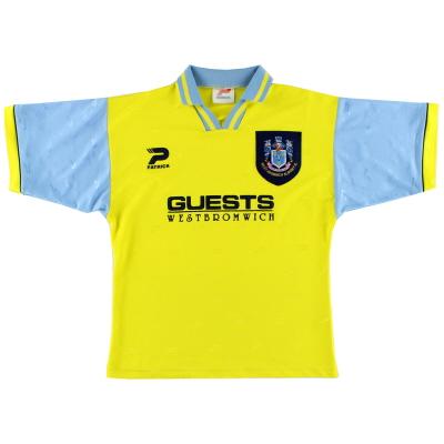 1995-97 West Brom Away Shirt L.Boys