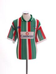 1995 Carlisle 'Wembley 1995' Away Shirt L