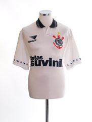 1995 Corinthians Home Shirt #7 L