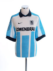 1996-97 1860 Munich Home Shirt L