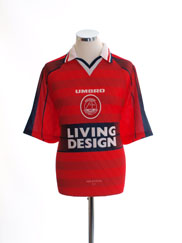 1996-97 Aberdeen Home Shirt *BNIB* XL