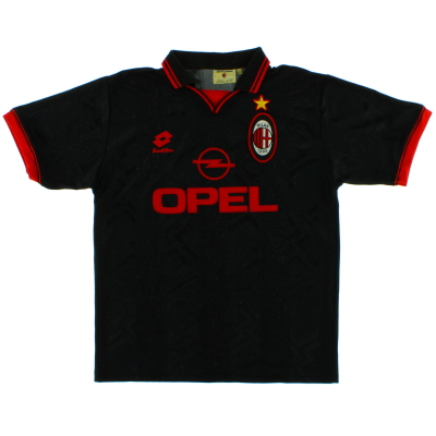 1996-97 AC Milan Third Shirt XL