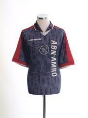 1996-97 Ajax Away Shirt XL